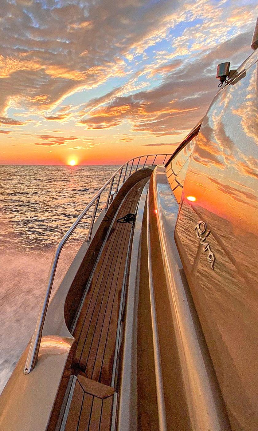 Sunset Cruise, Charter Portofino - Noleggio Yacht
