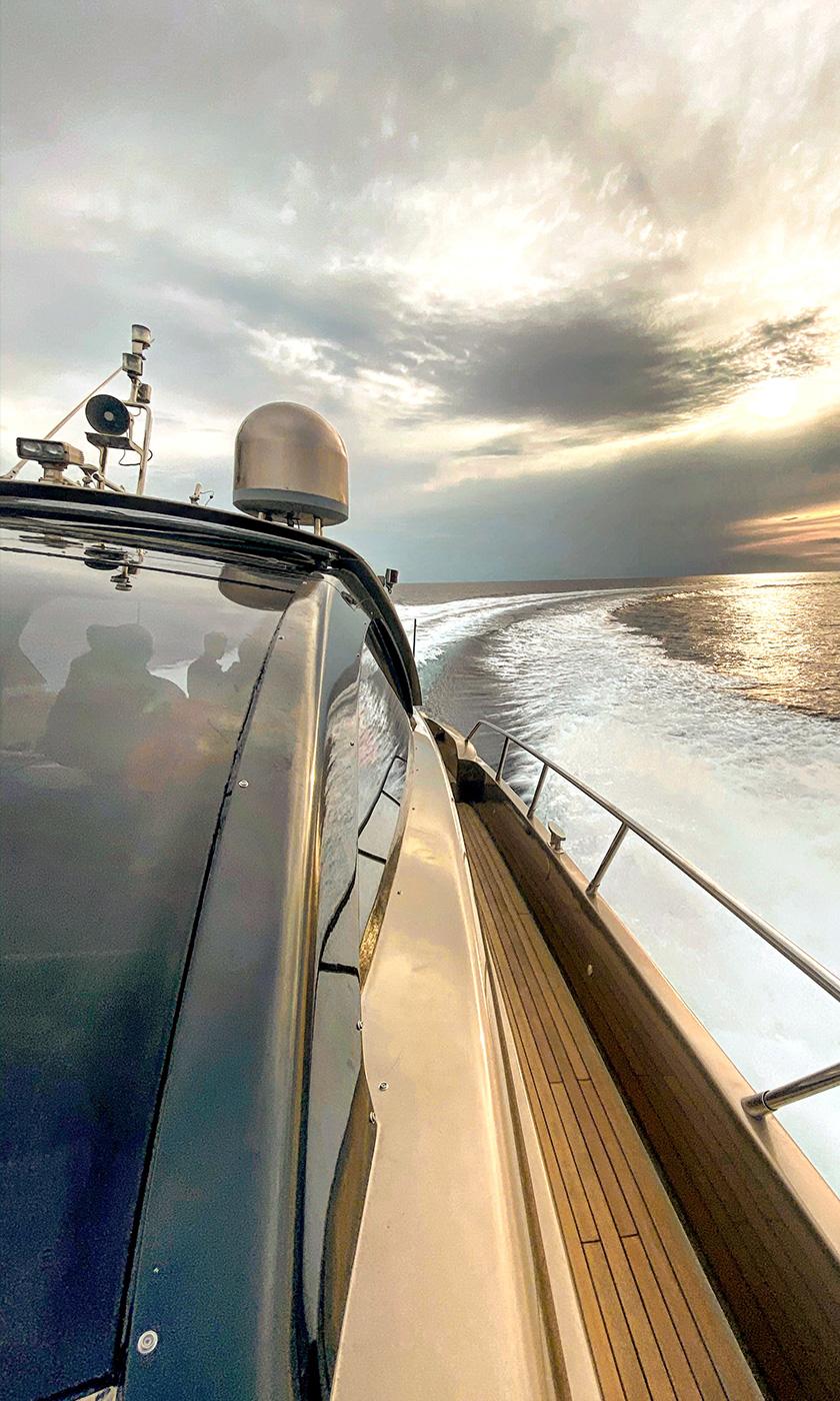 Sunset Cruise, Чартер Портофино