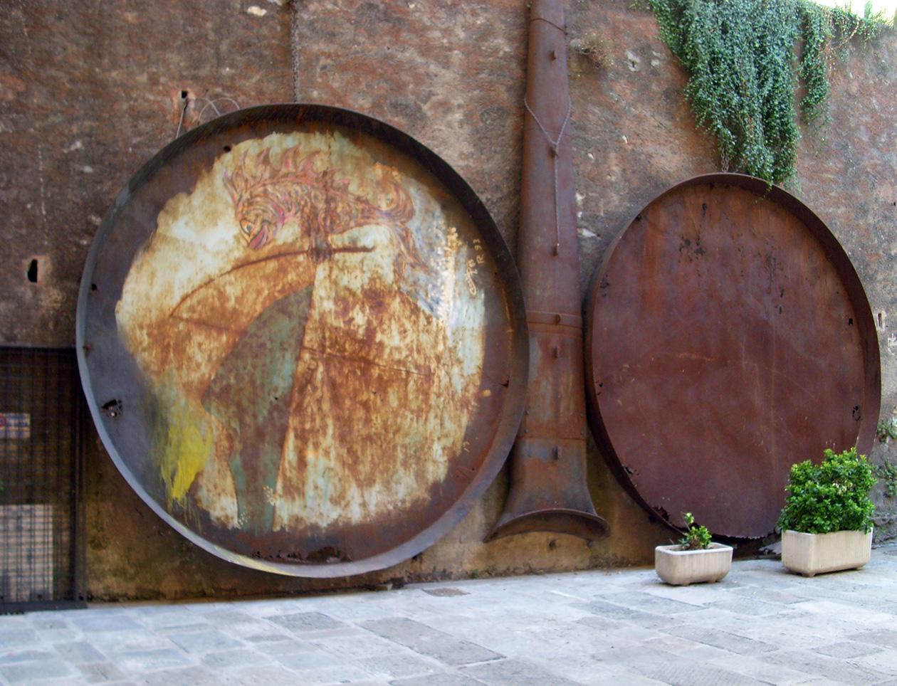 Рыбный фестиваль, Чартер Портофино