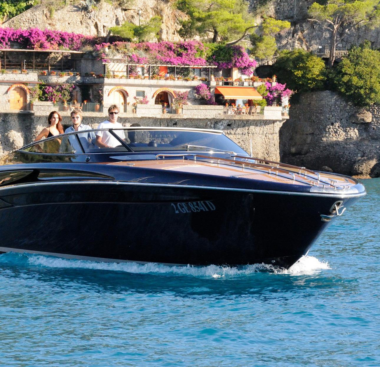 Riva - Rivarama 44, Charter Portofino - Yacht