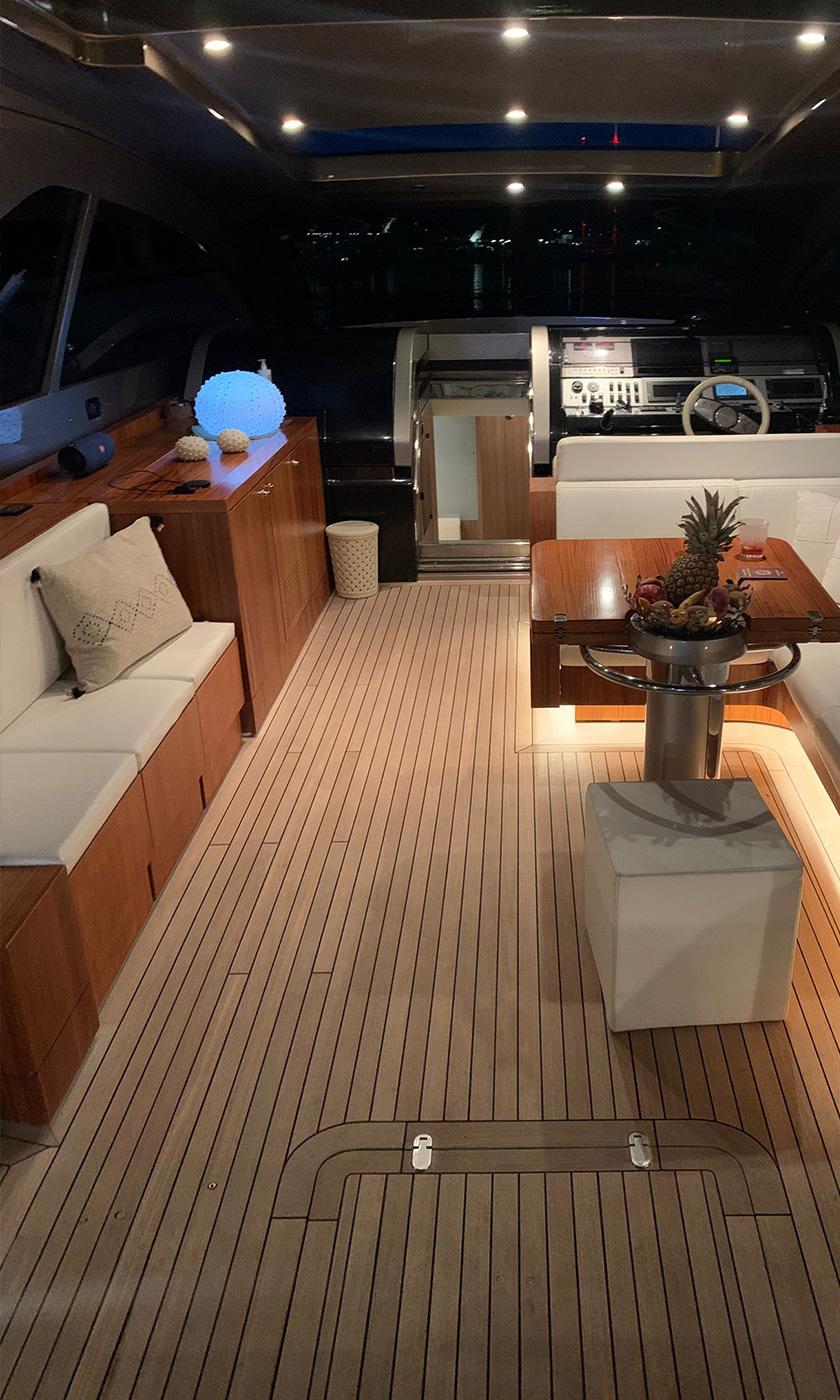 Riva - Riva Ego 68, Charter Portofino - Noleggio Yacht